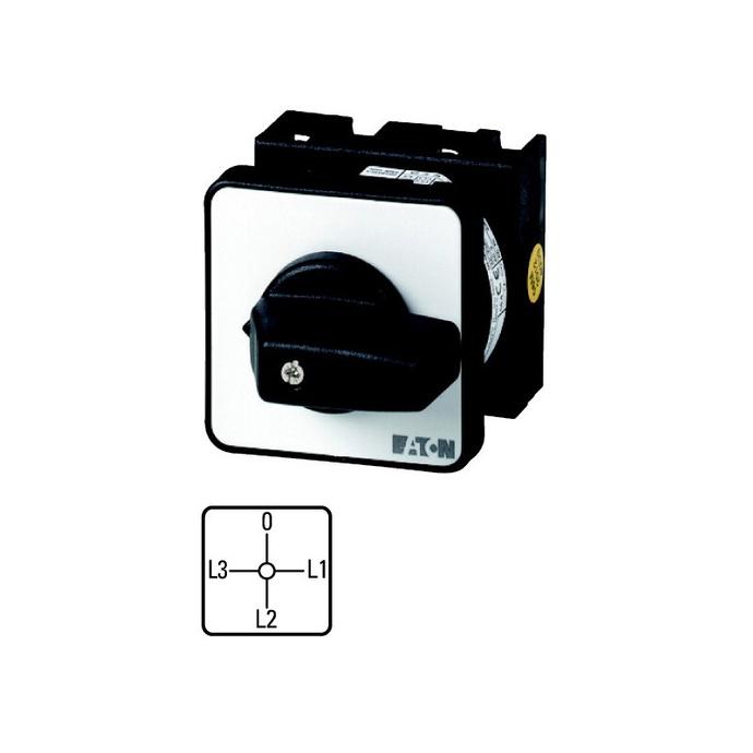 Selector amperímetro 4 posiciones  - Selector amperímetro 4 posiciones