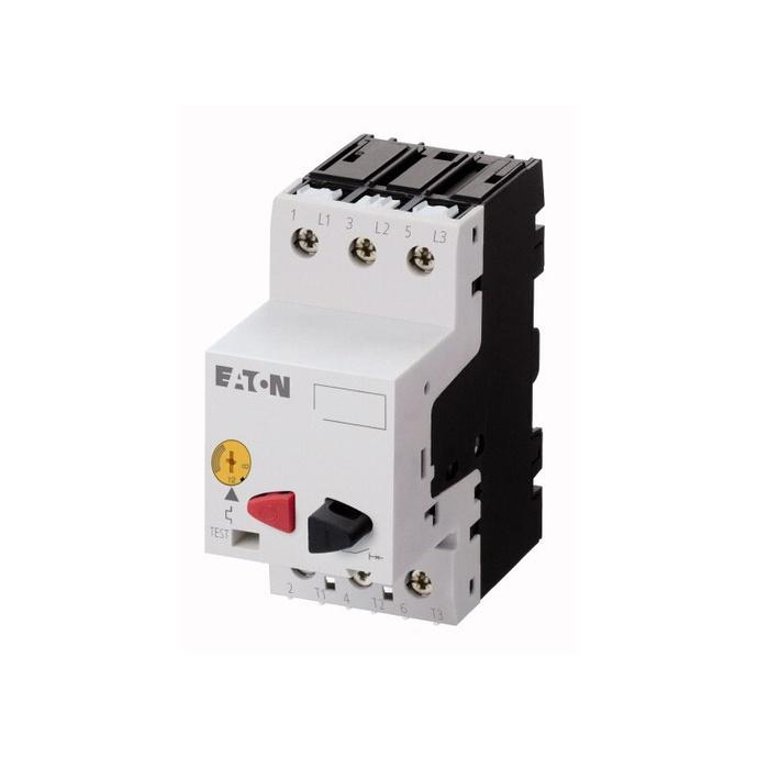 Guardamotor con Botones Partir/Parar 0,4 - 0,63 A - Guardamotor con Botones Partir/Parar 0,4 - 0,63 A