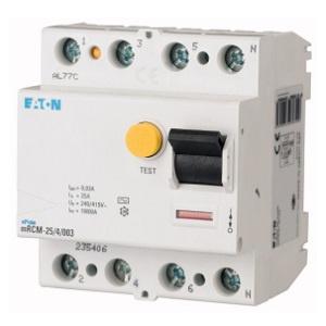 Interruptor Diferencial 40A, 4 Polos, 30ma - Interruptor Diferencial 40A, 4 Polos, 30ma