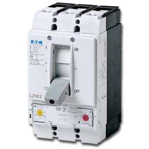 Interruptor Caja Moldeada 3x320-400A 380V 36KA - Interruptor Caja Moldeada 3x320-400A 380V 36KA