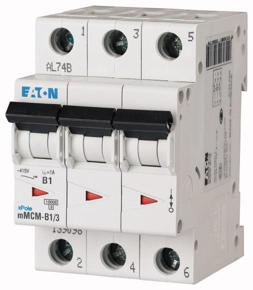 Interruptor Termomagnético 32A, 3 Polos, 10/15KA, Curva C - 139122.jpg