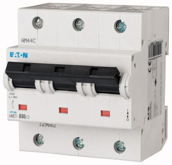 Interruptor Termomagnético 80A, 3 Polos, 25KA, Curva C - 129665.jpg