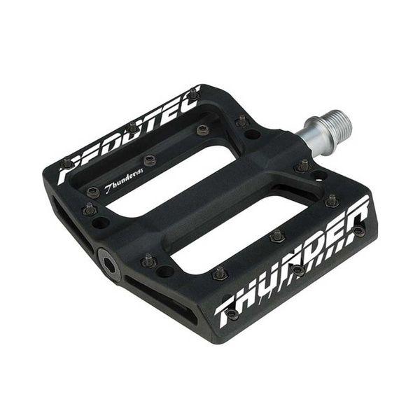 Pedal de Plataforma Pedotec Thunder 183 Negro