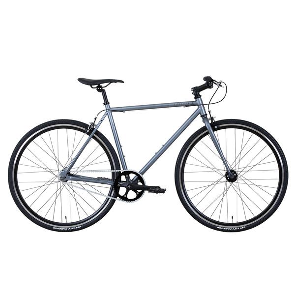 Bicicleta Oxford 28 Cityfixer 3 Titanio