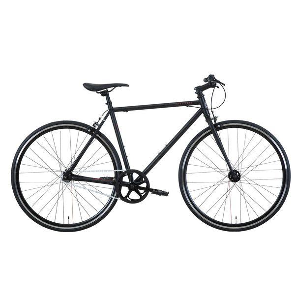 Bicicleta Oxford 28 Cityfixer 1 Negro