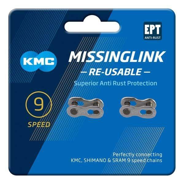 Par De Eslabones Missing Link Kmc 9V