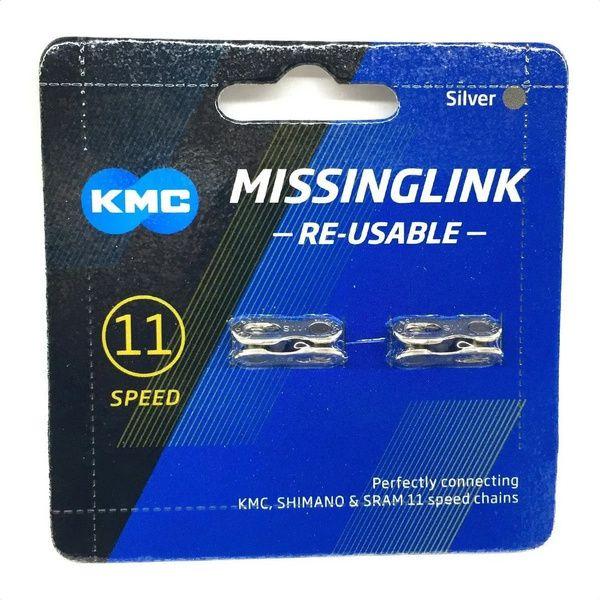 Par De Eslabones Missing Link Kmc 11V