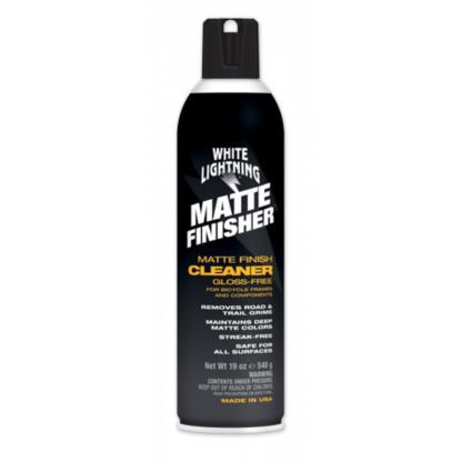 Finisher Matte White Lightning 540 ML