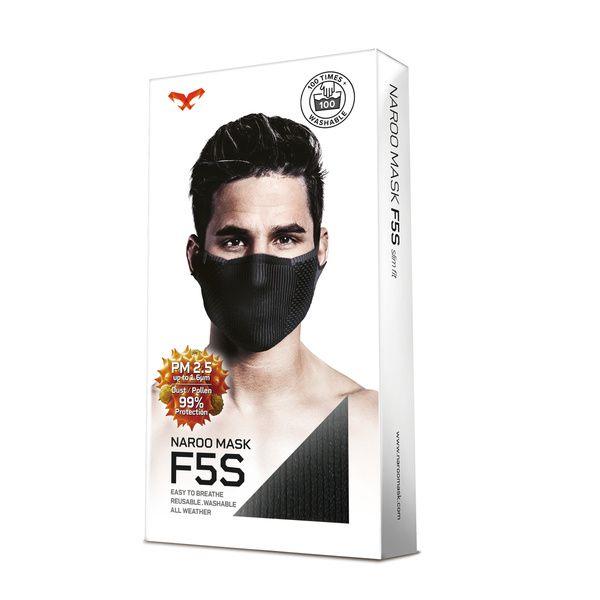 Mascarilla Deportiva Naroo Mask F5S