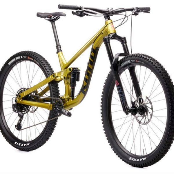 Bicicleta Kona Process 153 DL 29  Olive 2021