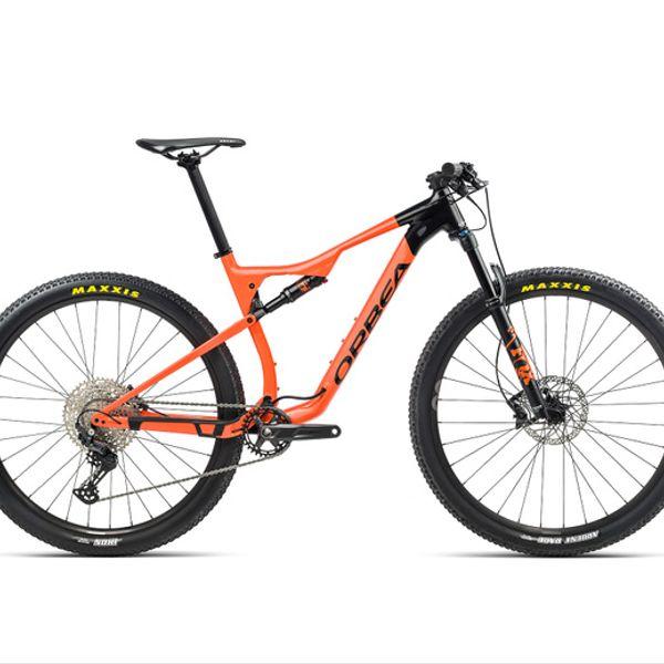 Bicicleta MTB Orbea OIZ H30 2021 Naranja