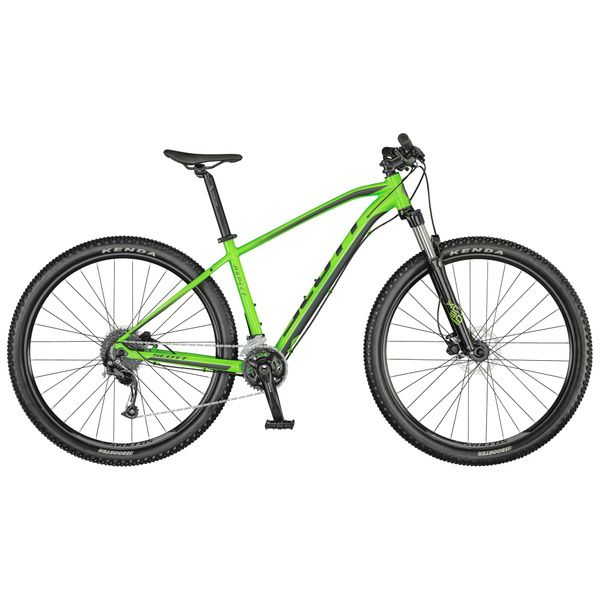 Bicicleta MTB Scott Aspect 950 2021 Smith Green