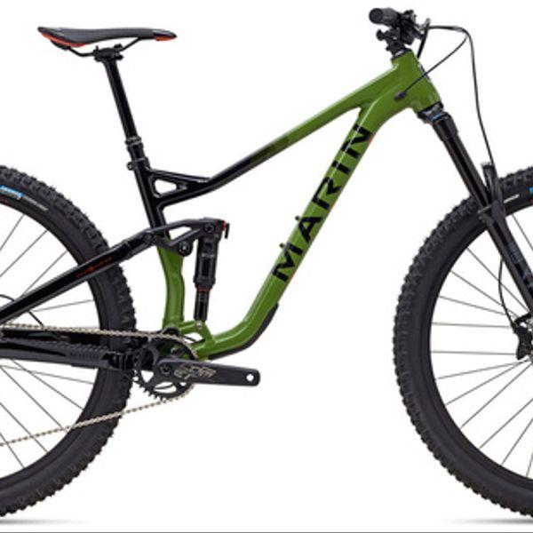 Bicicleta Marin Bikes Alpine Trail 7 2021