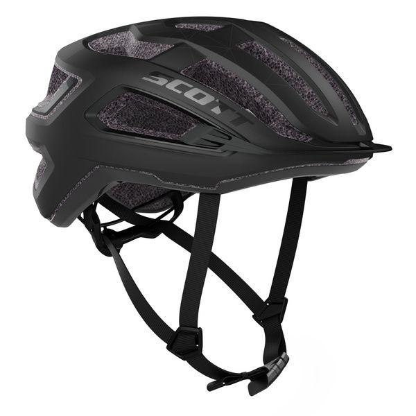 Casco Scott Helmet Arx (CE) Black