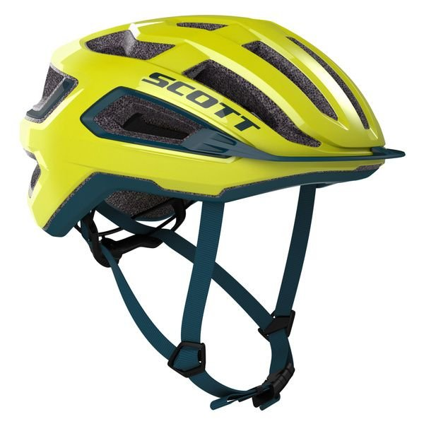 Casco Scott Helmet Arx (CE) Radiu Yellow