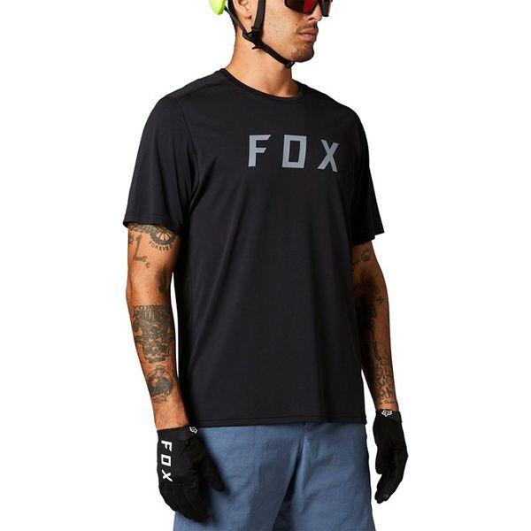 Jersey Fox Ss Ranger Negro