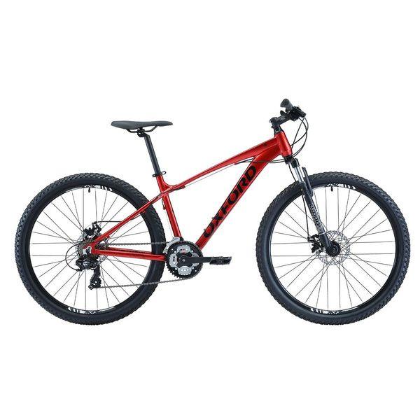 Bicicleta Oxford Merak 1 Rojo 27.5