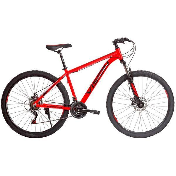 Bicicleta Vision Neon Aro 29 Mtb Aluminio 21V