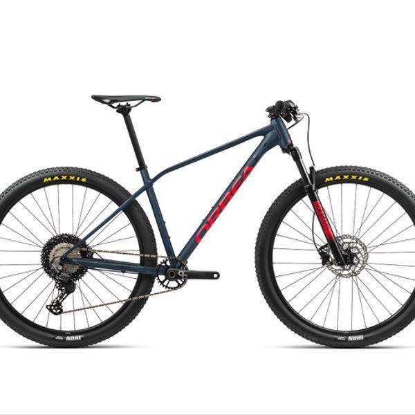 Bicicleta Orbea Alma H30 2021 Azul Rojo