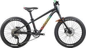 Bicicleta Niño Orbea Laufey Aro 24 H30 Negra