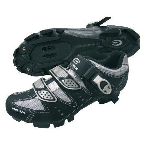 Zapatillas de calas MTB Exustar Sm324B