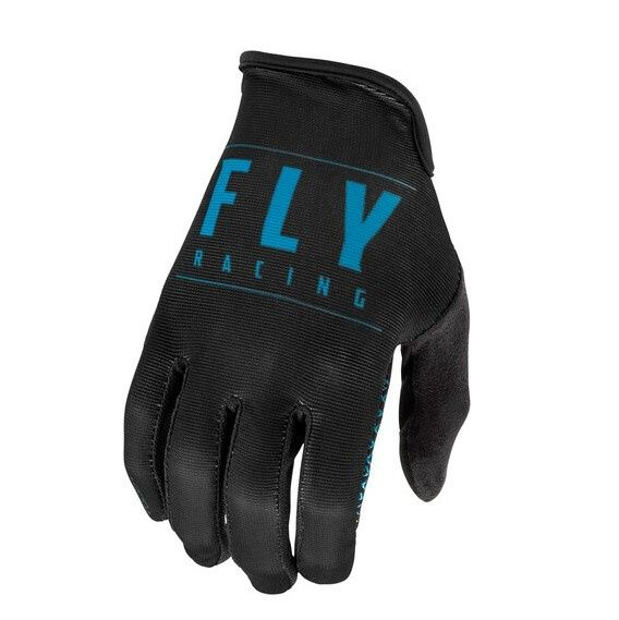 Guantes Fly Racing Media Black/Blue