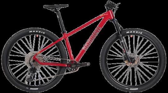 Bicicleta Dominate AXC-2 ELITE Maroon