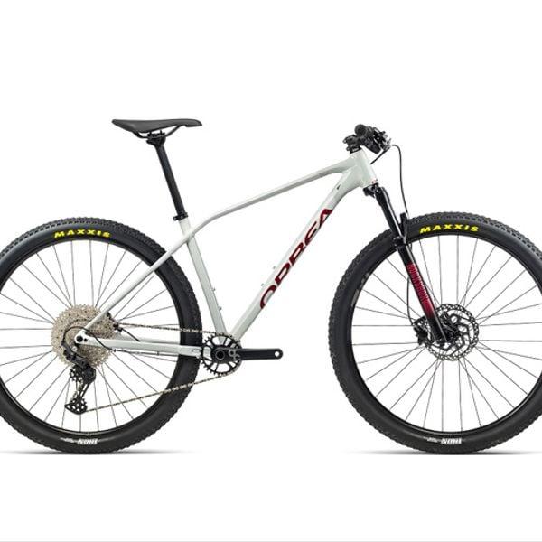 Bicicleta Orbea Alma H50 2021 Negro Verde