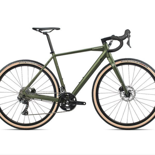 Bicicleta Gravel Orbea Terra H30 Verde