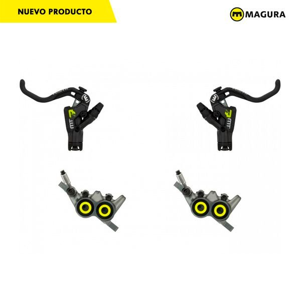 Frenos Magura Mt7 Pro Hc1  (Par)