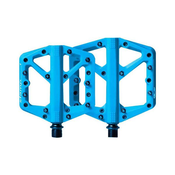 Pedales Crank Brothers Stamp 1 Large Blue