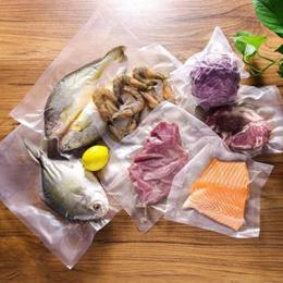 Pack 1000 bolsas vacío lisas cook and chill 40x40 - 70 micras