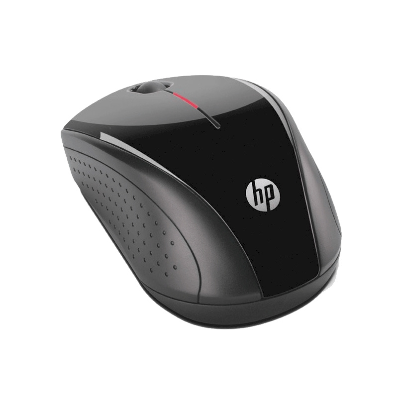 MOUSE HP WIRELESS X3000 NEGRO
