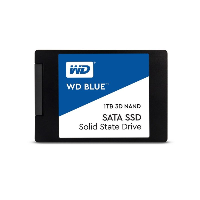 DISCO SSD WESTERN DIGITAL  BLUE NAND 1TB