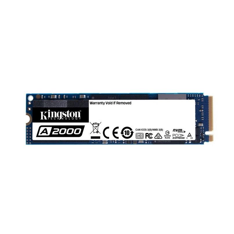 DISCO SSD 500GB KINGSTON A2000, M.2 2280, NVME™ PCIE