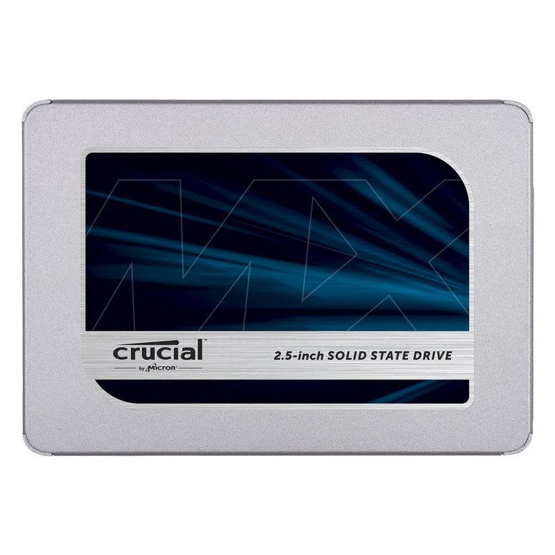 DISCO SSD 500GB CRUCIAL MX500 SATA  2.5