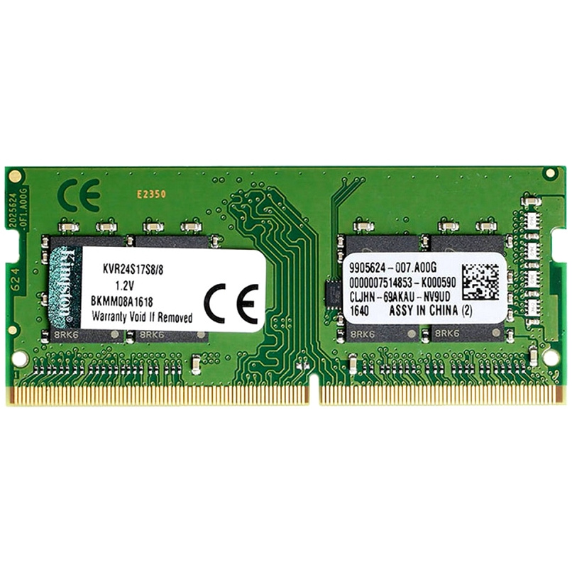 MEMORIA RAM  8GB DDR4 3200 MHZ SO-DIMM PARA NOTEBOOK  KINGSTON  OPEN BOX