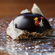 Semi esfera de chocolate
