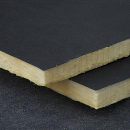 Paneles de Lana Vidrio con Velo Negro R100/145 - Espesor 50mm