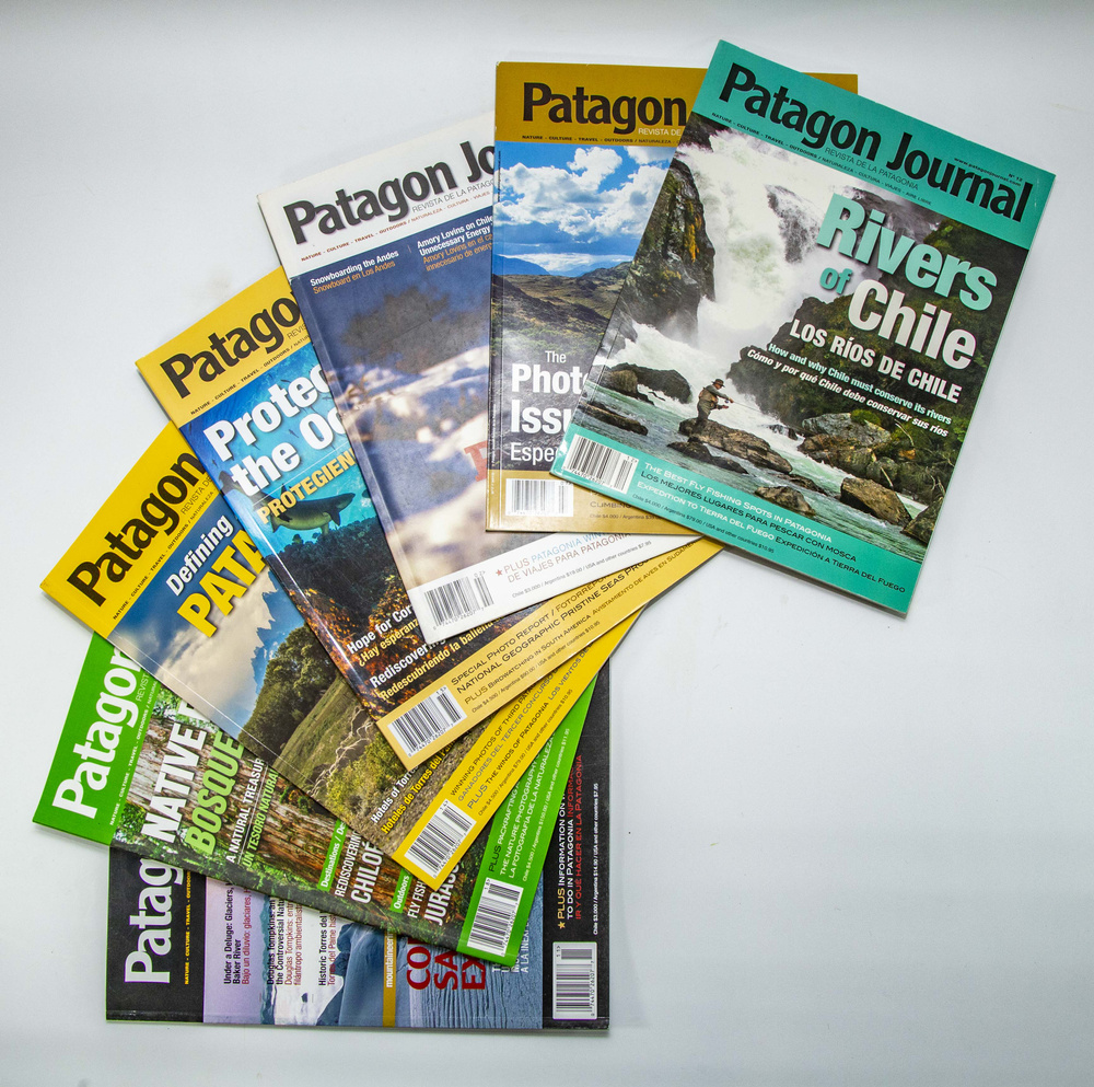 Revista Patagon Journal