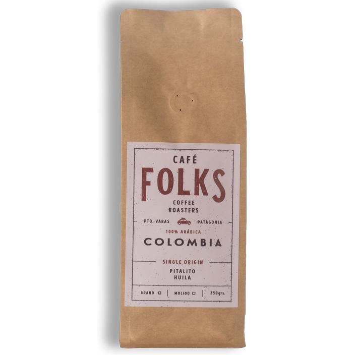 Café Colombia Molido 250g