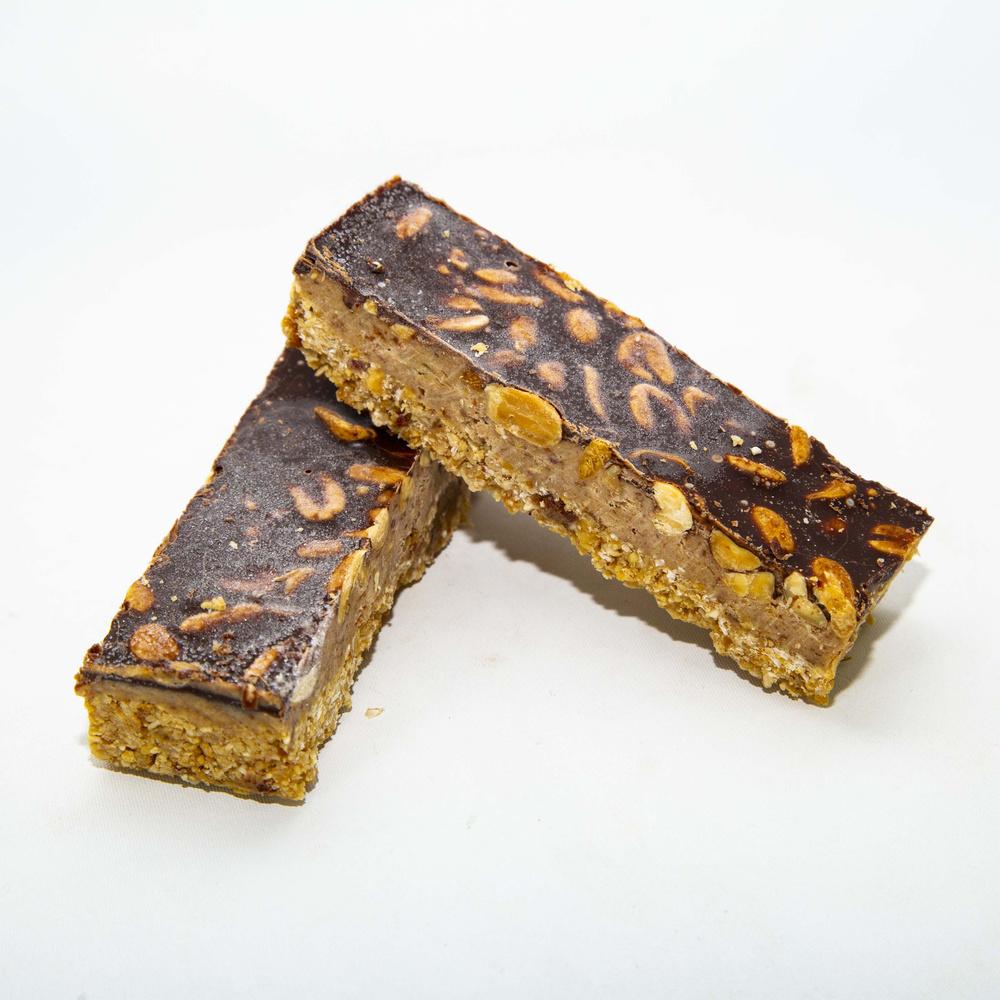 Caramel Slice 100g