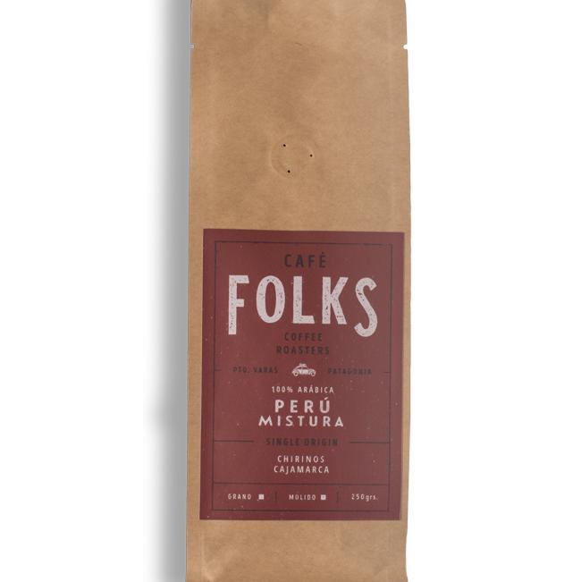 Café Perú Molido 250 g