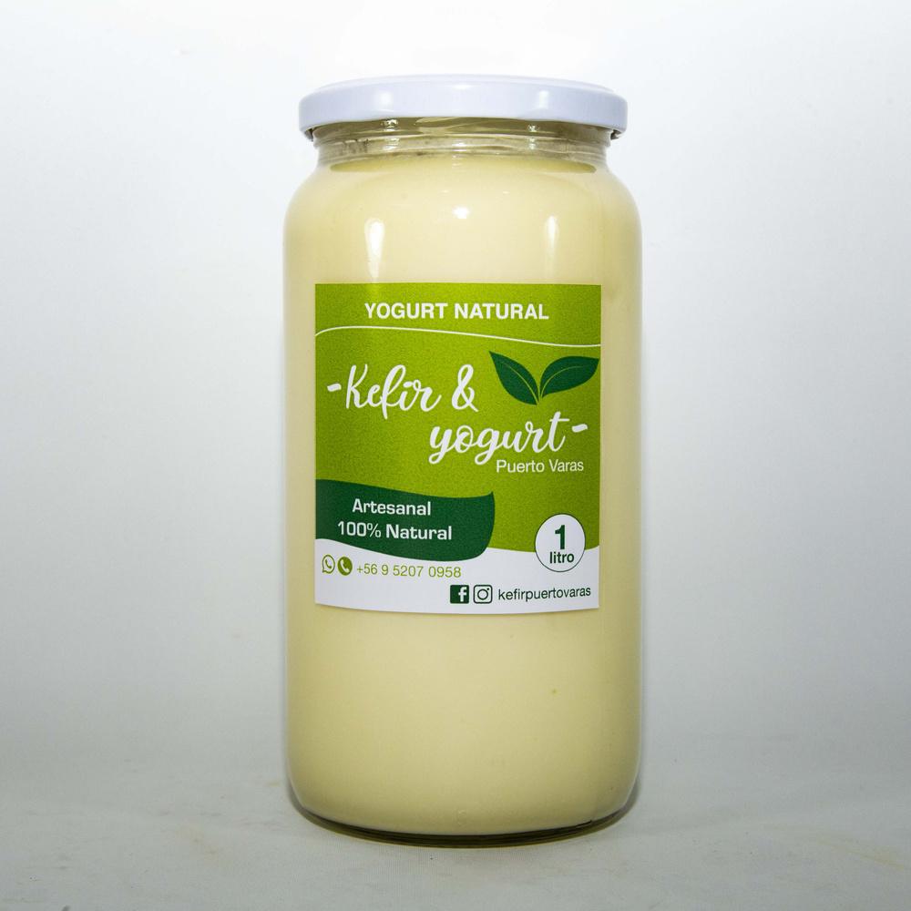 Yogurt Natural 1lt