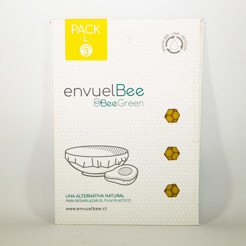 Envoltorios de cera de abeja Pack 3 L