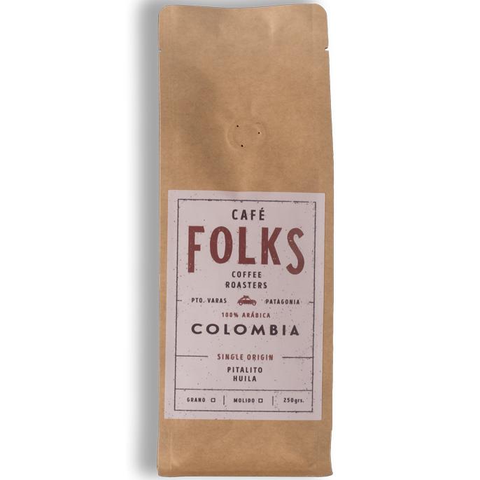Café Colombia Grano 250g