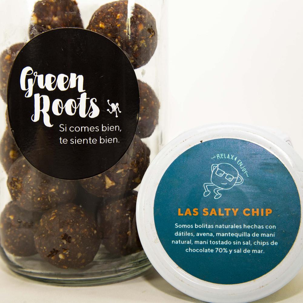 GreenRoots La Salty Chip