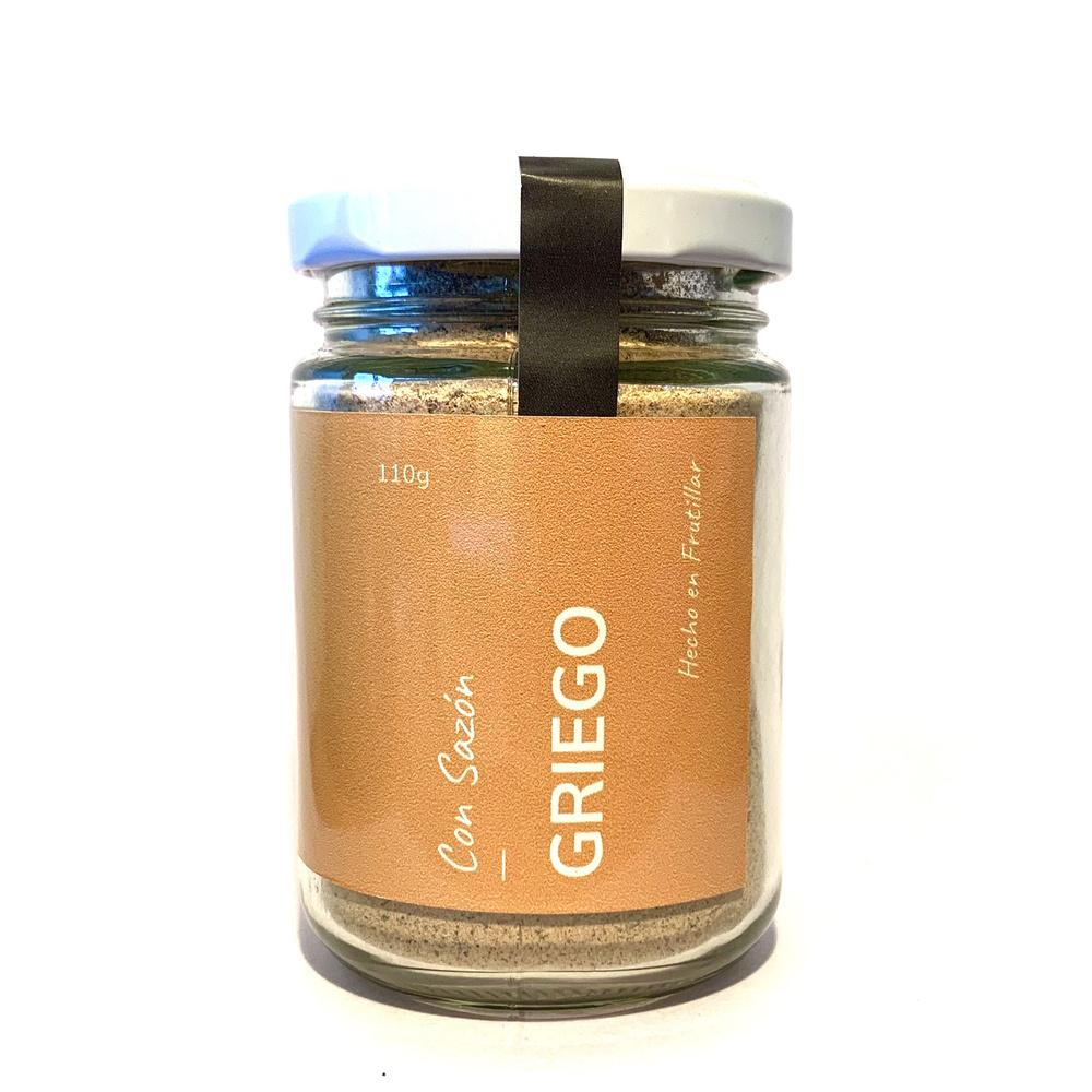 Condimento Griego 110g