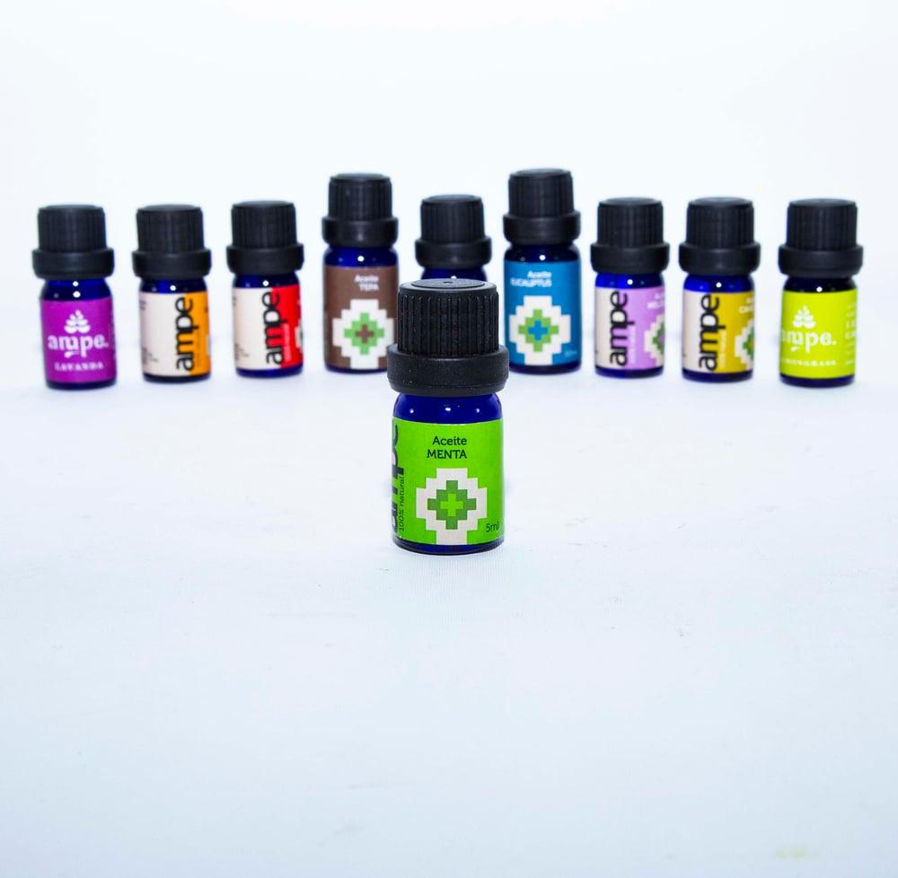 Aceite Esencial - Menta 5ml