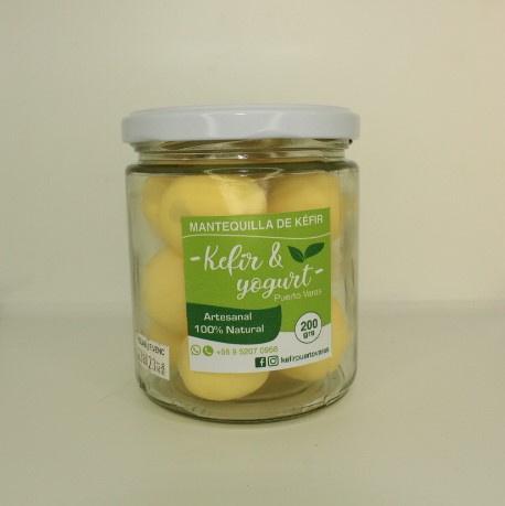 Mantequilla de Kéfir 500g